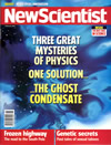 New Scientist Feb-07-2004 Cover